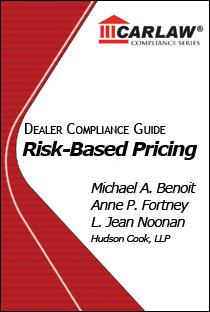 Dealer Compliance Guide - Risk-Based Pricing