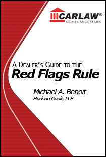 A Dealer's Guide to the Red Flags Rule