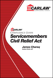 Compliance Guide - Servicemembers Civil Relief Act
